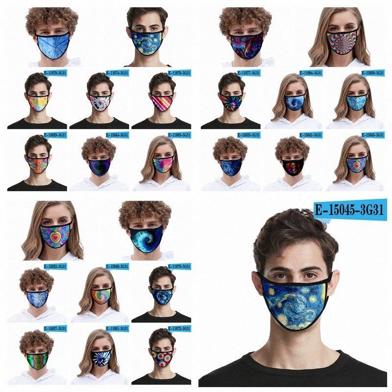 3D Yüz RRA336 0DtP # 32styles Erkekler Kadınlar Kid Ağız Anti Toz Yıkanabilir Açık Güneş UV Gölge Koruyucu Moda Tasarımcısı Giysi S Maske Maske