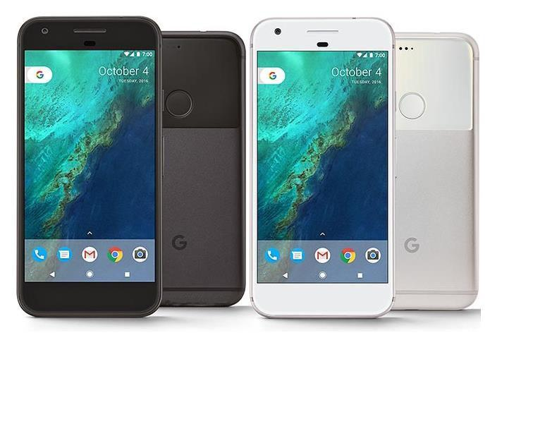 Recuperado Original Desbloqueado Google Pixel 5,0 polegadas Quad Core 4GB RAM 128GB ROM Único SIM 4G LTE inteligente Android Phone