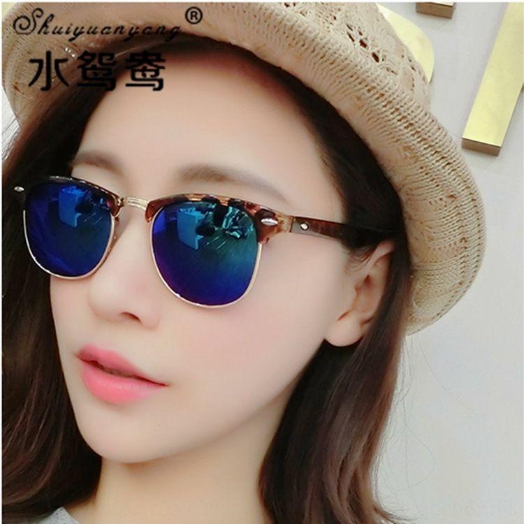 3016 очки ВС фильм Мужская мода цвет ВС очки женщин завод gevYt