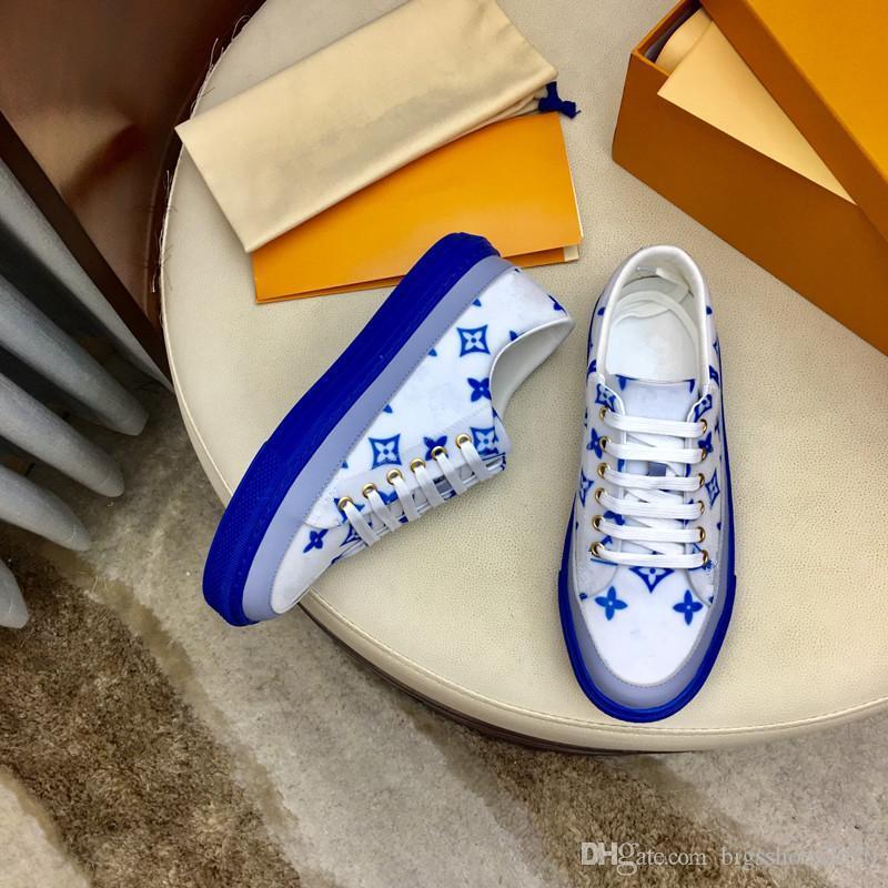 Louis Vuitton LV shoes Estate di lusso calzino scarpe scarpe casual Designer Shoes Scarpe da ginnastica Stivali Donna Sneakers