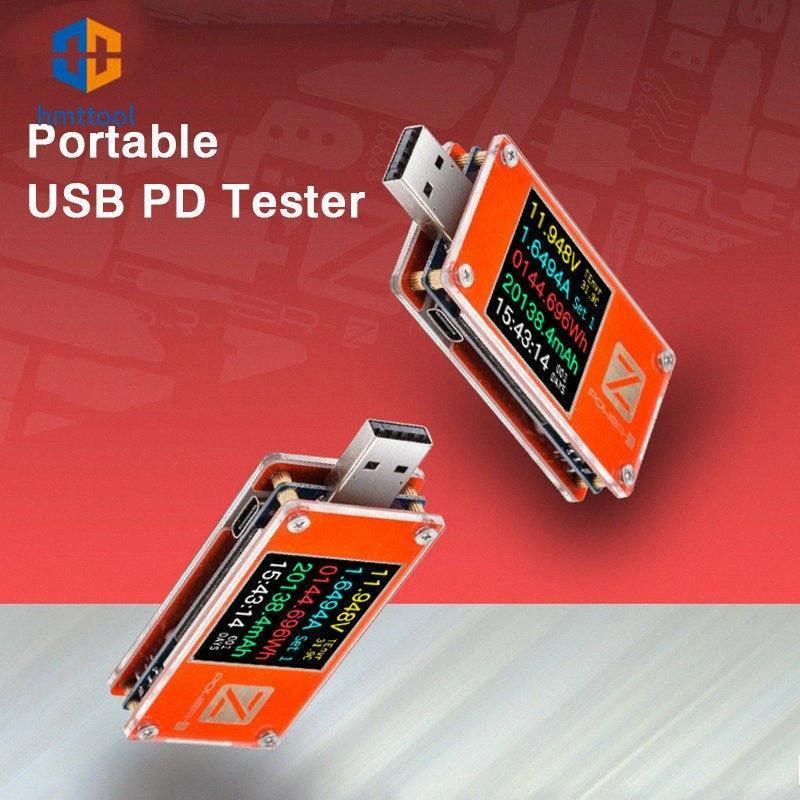 ChargerLAB POWER-Z USB PD testeur MFi Identification de PD Déception Instrument KT001 H0UT #