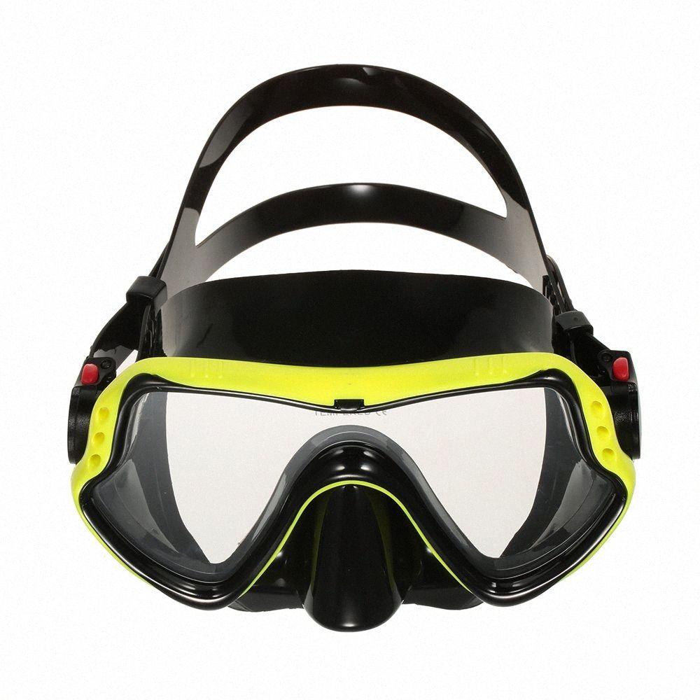 رجل إمرأة المضادة للضباب حماية النافذة الواحدة الغوص قناع الغوص قناع الغوص dP10 سباحة #