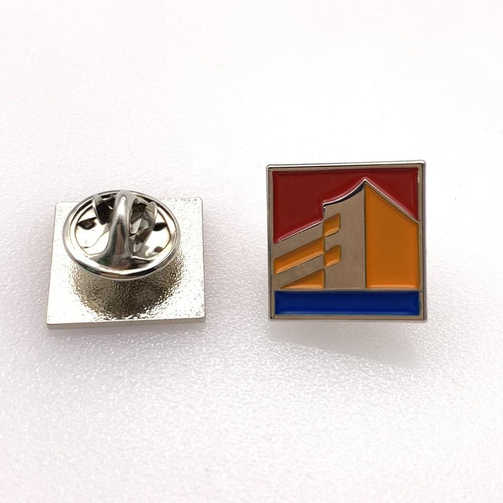 1 ?? Fabbrica di vendita diretta morbido smalto pin distintivo