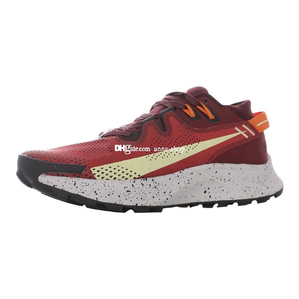 Pegasus Trail 2 Sneakers per uomo Scarpe da corsa Mens Scarpa sportiva Scarpa maschile Trainer all'aperto Trekking Chaussures Sneaker atletico