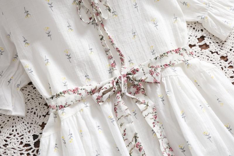 NoBiG EZeR8 Mori Frauen 2019 Druck Sommer Stitching Druck kurze Ärmel für Frauen Mori 2019 Frauen neuen Sommer Stitching neues Kleid kurz slee