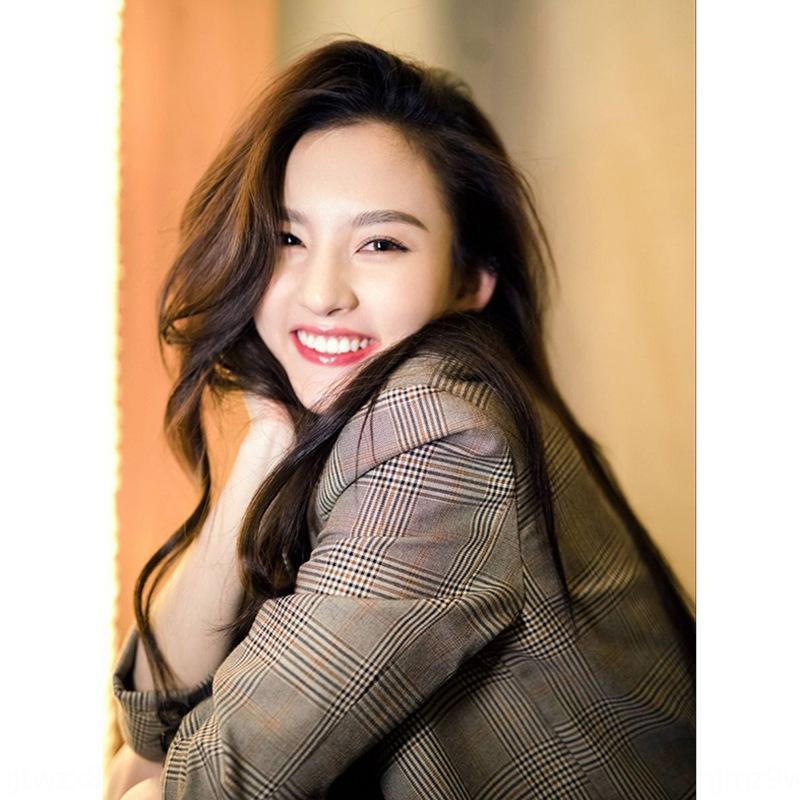 Estilo OUL18 feminino coreano 2.020 manta Primavera e Outono nova xadrez pequeno chique solta terno ocasional terno BRzwj