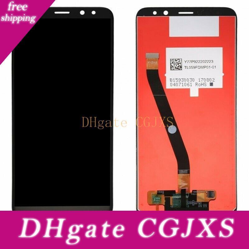 5 0,9 polegadas LCD Screen Display Assembleia Para Huawei Companheiro 10 Lite Nova 2i G10 Peças de Reposição Preto