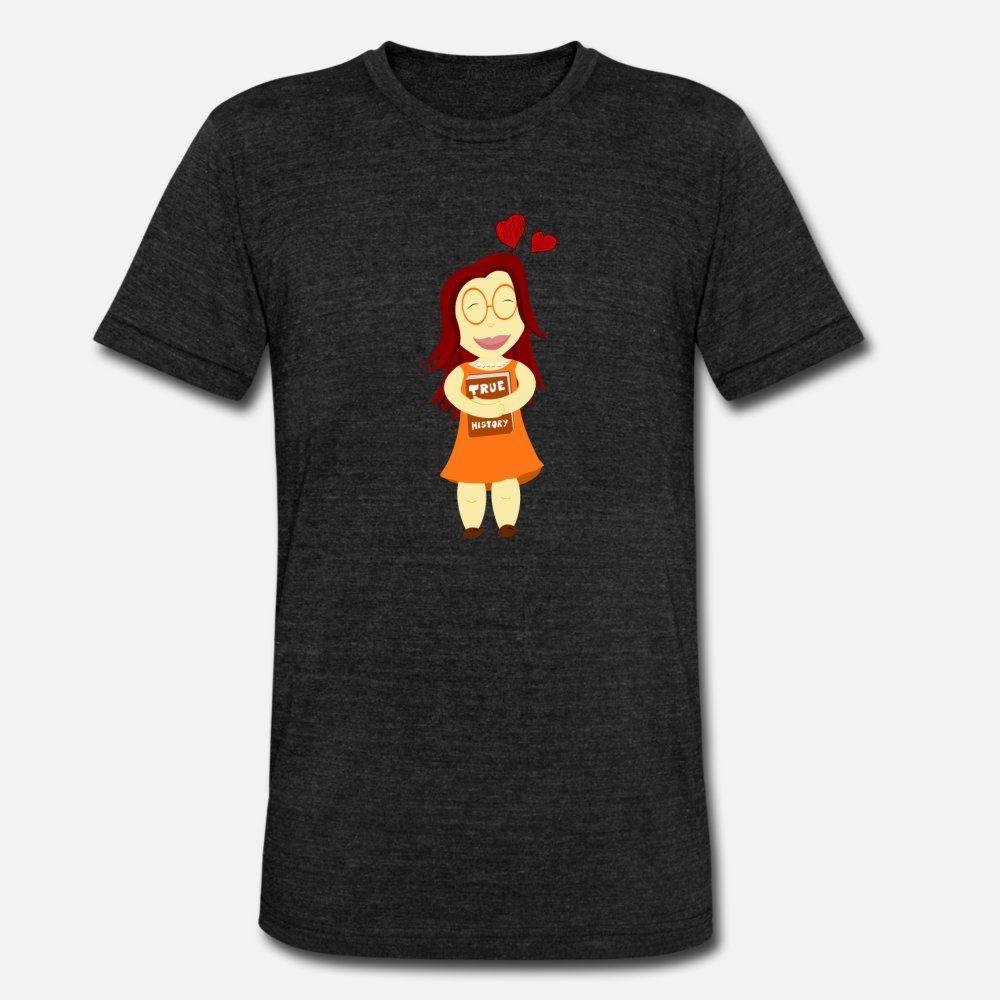 Verdadera historia hombres de la camiseta de algodón de diseño de moda 100% S-XXXL de la camisa de la vendimia loco primavera normal