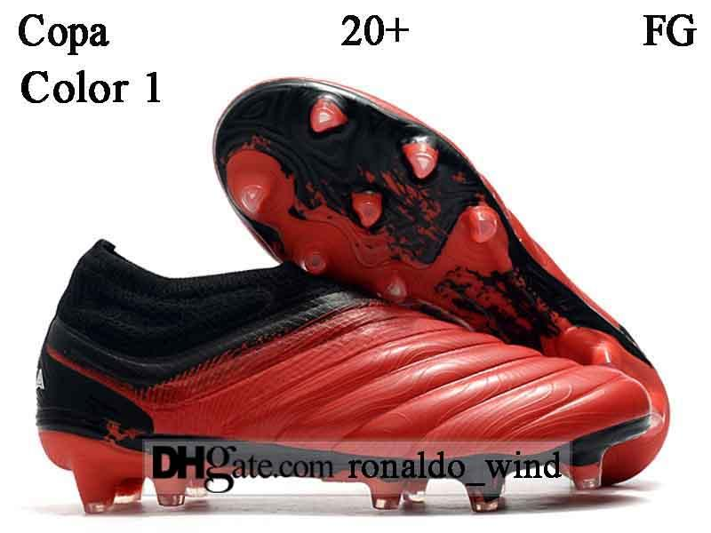 FG Firm Ground Soccer Cleats Copa 20 FG