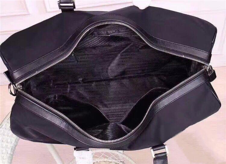 Nuevos al por mayor de lona bolsa de mano para los hombres de la calidad bolsa de equipaje de viaje clásica superior para hombre bolsas bolsa de lona de moda bolso de cuero