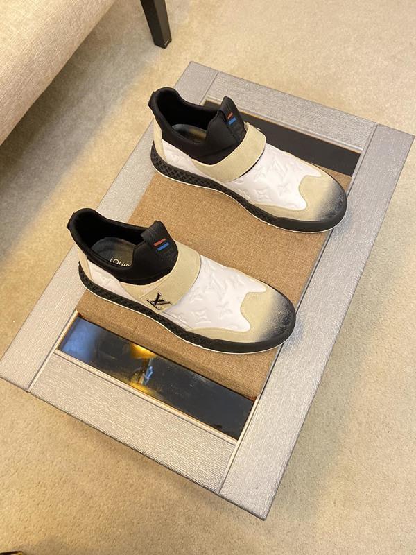 2020 Limited Edition Couro Luxury Men '; S baixa ajuda ao casual confortável Calçados, alta -End Moda Outdoor Sports, Tamanho: 38 -45