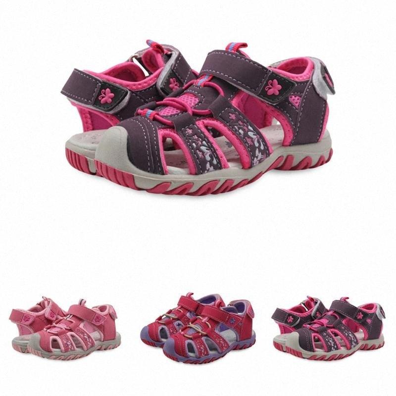 Sapatos New Childrens Sandálias do verão Sports antiderrapante Praia Juventude Shoes Childrens Bebé do verão Praia Sandálias bebê Shues 2020 bFzj #