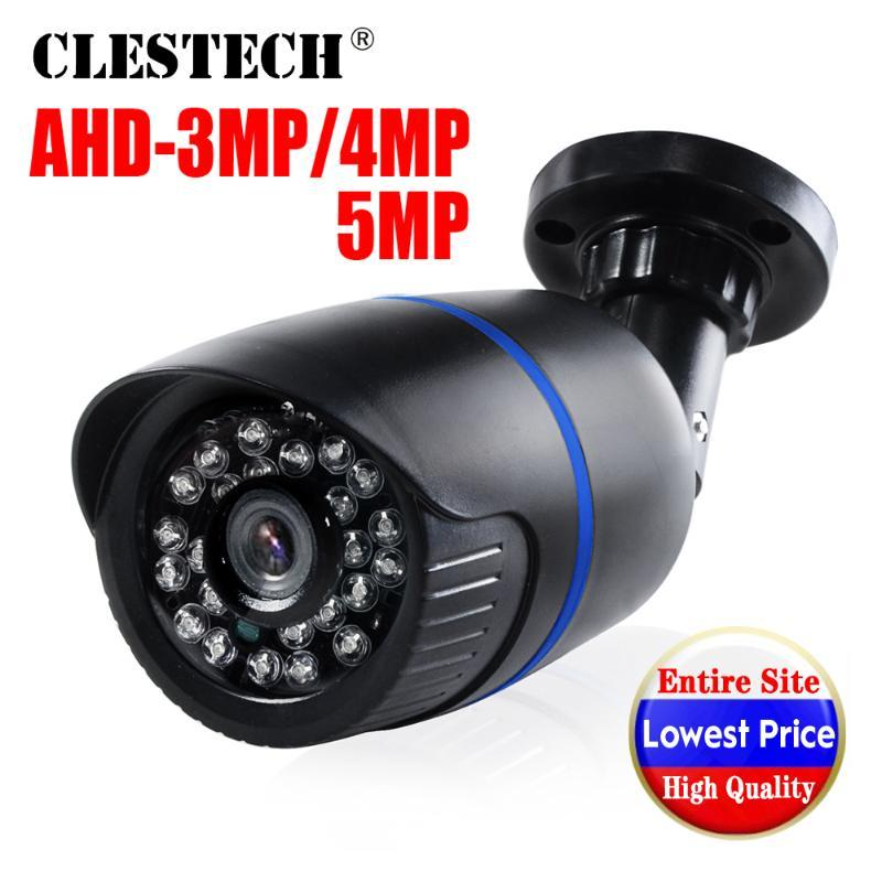 Low Price SONY-IMX326 FULL Digital CCTV AHD Camera 5MP 4MP 3MP 1080P HD AHDH outdoor Waterproof ip66 IR night vision have