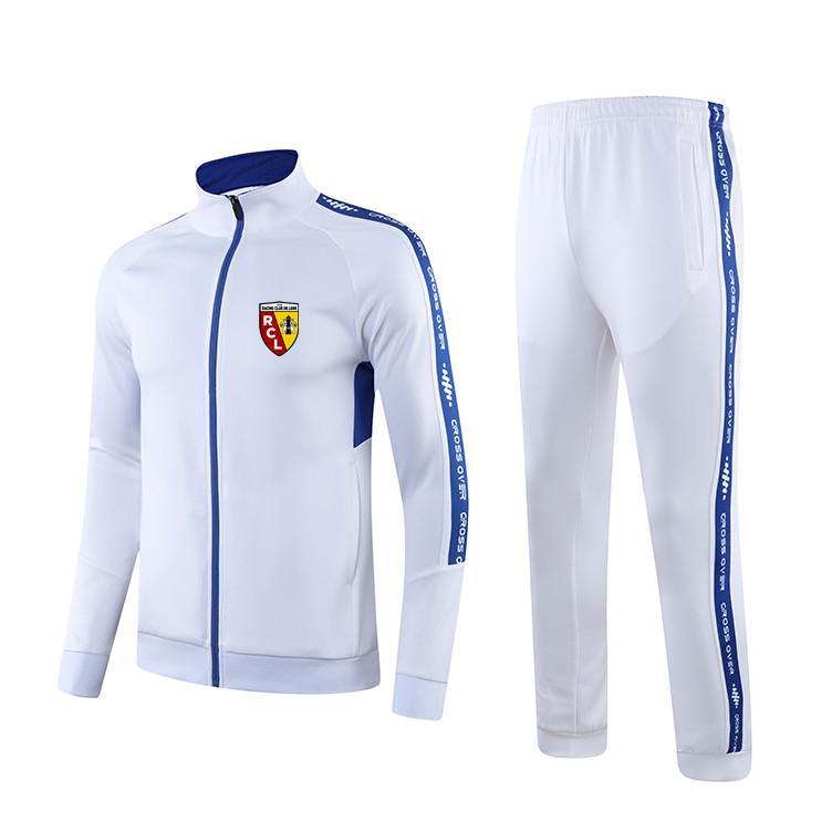 انس F.C كرة القدم رياضية رياضة الغولف دعوى مجموعات التدريب في الهواء الطلق القماش صحة جولة العنق ملابس مريحة