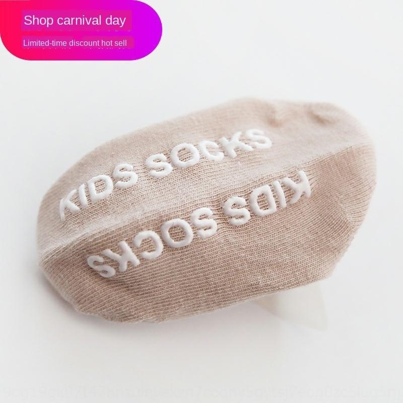 Baby Boden Boot board Socken dünne Baumwolle rutschfester Frühling und Sommer Mädchen Neugeborener Sommer Boot Socken 0-6-12