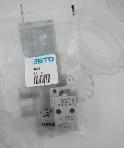 1PC nuevo para FESTO rodillo palanca de la válvula R-3-M5 3629 ENVÍO # YP1