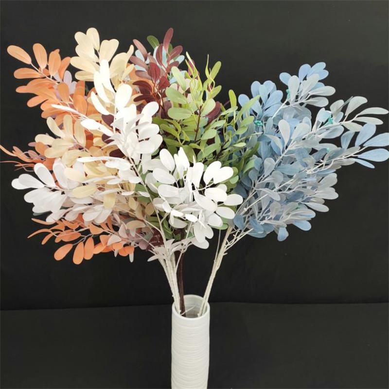 """همية لونغ ليف الجذعية الفول السوداني (5 ينبع / مجموعة) 36.6 """"طول محاكاة الخضار للنباتات الزفاف ديكور المنزل الاصطناعي"""