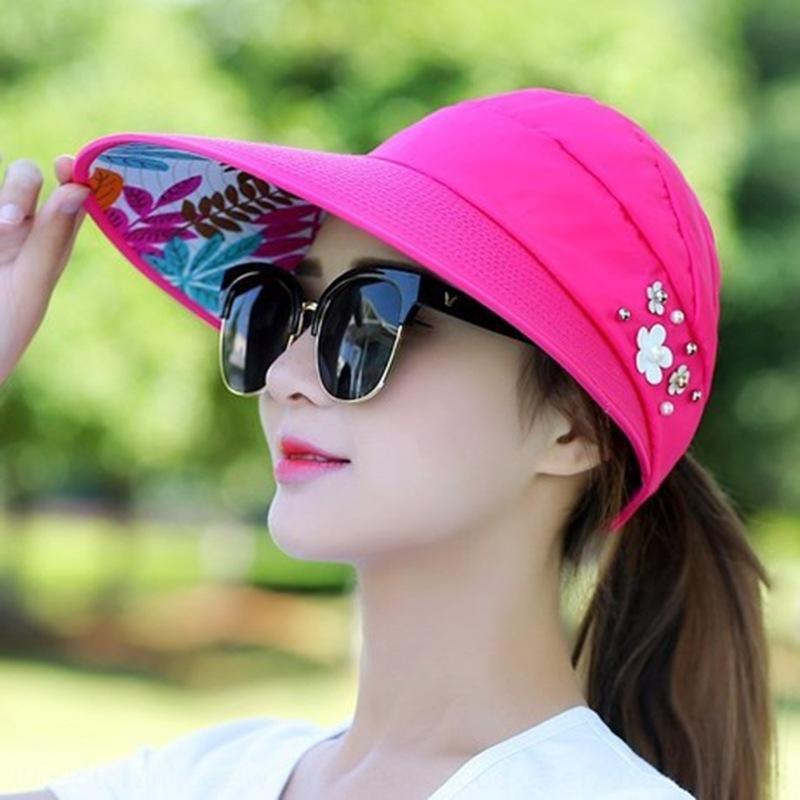 8eXye езда на велосипеде езда на велосипеде крышки Top верхом крышки детей летом прилив корейски все-матч досуг солнца женщин УФ езда шлема шлема солнца женщин покупать право
