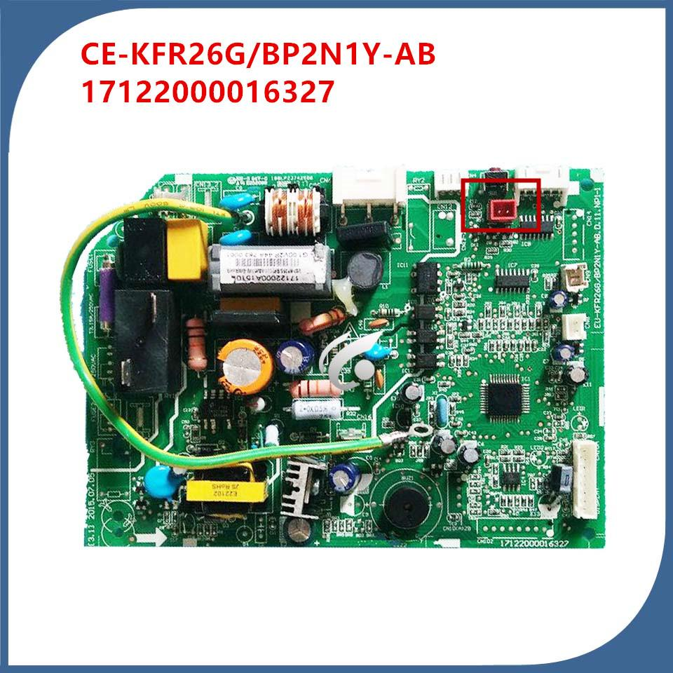 klima Bilgisayar Kurul, AB-KFR26G / BP2N1Y-AB CE KFR26G / BP2N1Y-AB 17122000016327 panosu için iyi bir çalışma