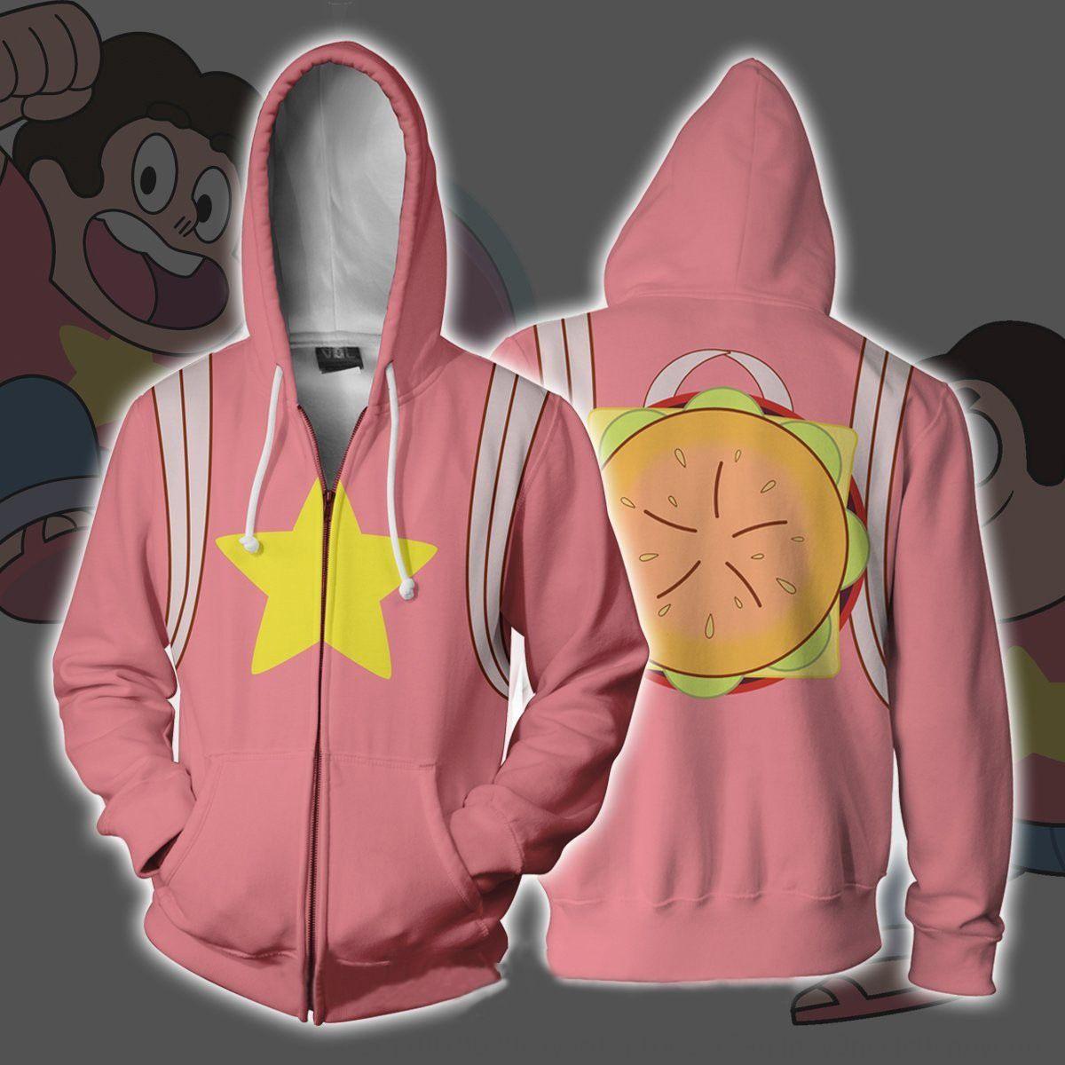 Neue Pullover Sweatshirt Cosmos Junge 2019 3D Pullover Digitaldruck Reißverschluss Kapuzenjacke Cosplay Animation