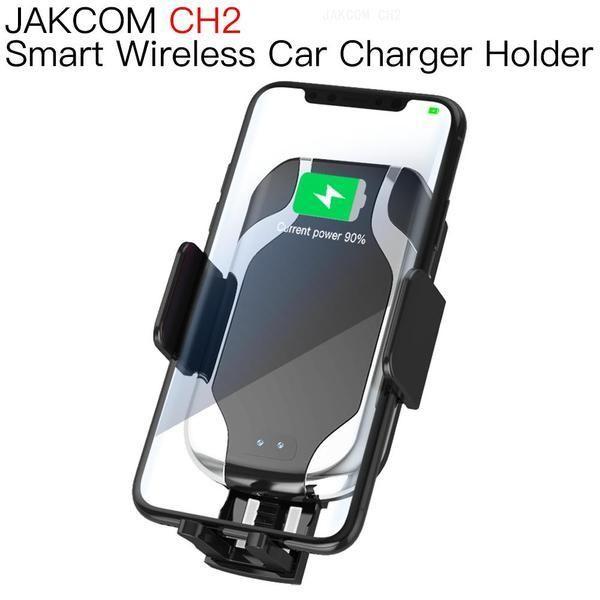 JAKCOM CH2 Smart Wireless Автомобильное зарядное устройство держатель продажа Горячие в других частях сотовый телефон как Cozmo OnePlus 7 Pro 2019