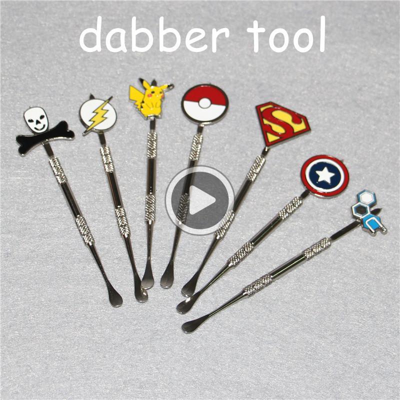 New den Stainless steel ecig daer tool titanium da nail for wax skillet snoop dogg atomizer g Pro vaporizer pen Josh
