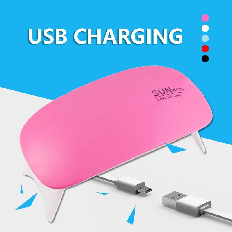 Epoksi Kalıp UV Ultraviyole ışığı Kür Makinesi Oje Kurutucu Pişirme Lamba Araçları USB Arayüzü Çiviler Fototerapi Makineleri