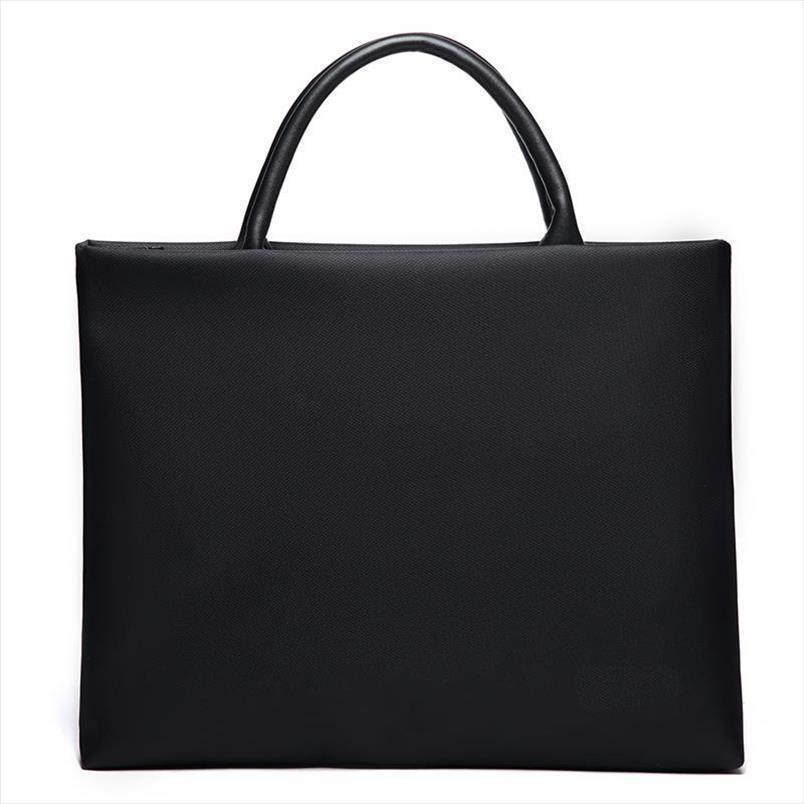Kadınlar Erkekler için Moda Kadın Erkek Evrak Çantası Yüksek Kalite İş Oxford Çanta Büro Çanta 14 inç Dizüstü Evrak çantası Çantalar