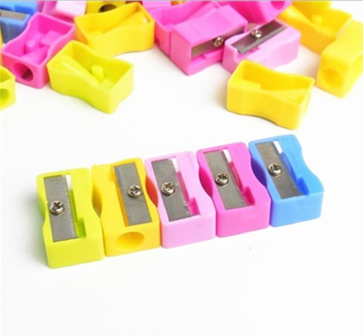 Pencil Sharpener Papeleria knife Sacapuntas maquillaje Kawaii Stationery Material