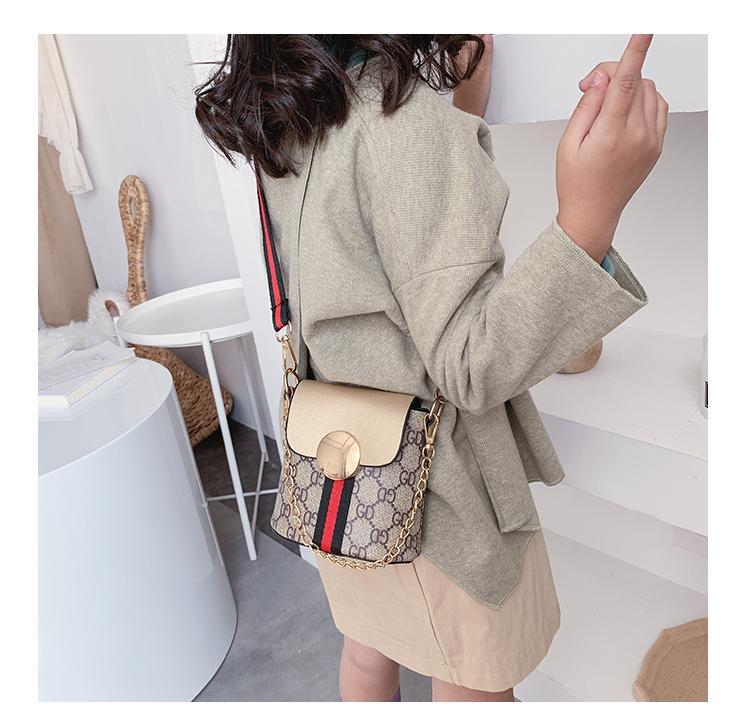 2020 clássico Crianças Fashion Designer Paillette Imprimir Bolsas Bebés Meninas de excursões Bolsas de ombro Kid Student Mini Princesa noite garoto Bolsas