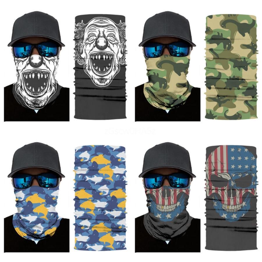 Los respiradores de protección solar respiración por la boca de la cara Máscara para adultos Earloop FoldableNeck Protección # 590