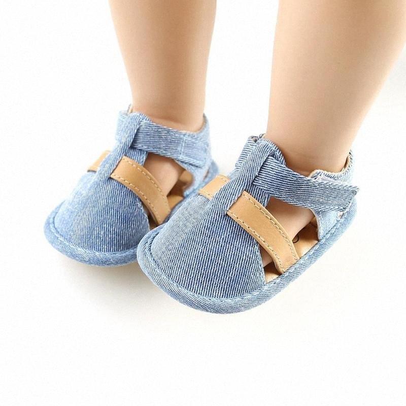Yaz Bebek Erkekler Kızlar Moda Nefes Anti Kayma Bebek Yumuşak Soled Sandalet 0 18M Bebek Kız Ayakkabı Lou88 itibaren Kid ayakkabı, $ 24.04 | pRUL #