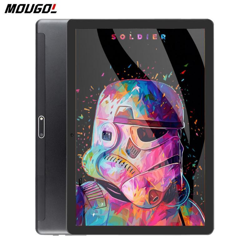 Tablet PC 2021 Android 10 Inch 9.0 OS 4 Core Google Market 3G Phone Call Dual SIM Card CE Brand WiFi 10.1 Tablets