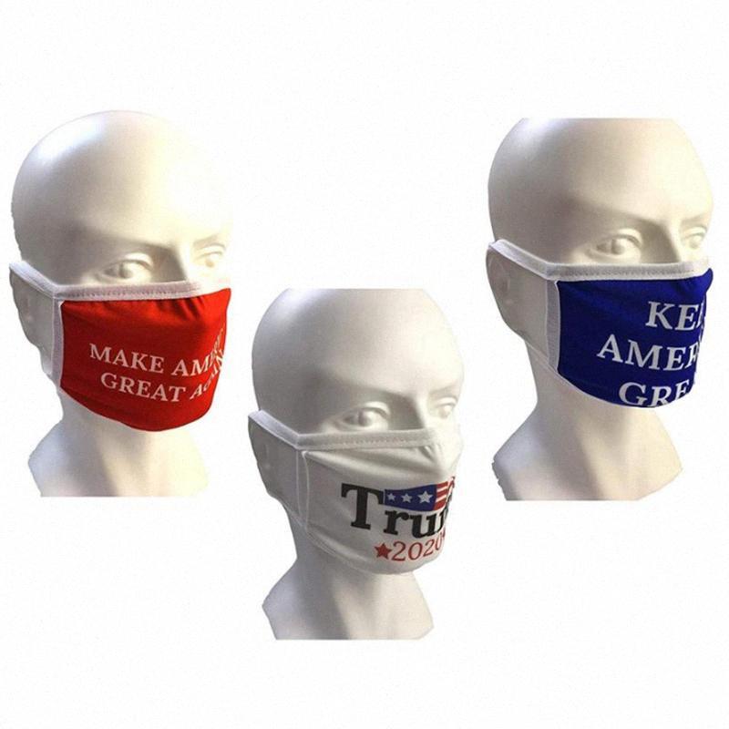 2020 2020 Президент США Выборы Trump Маска многоразового дышащий хлопок Рот Маска Анти пыли Дизайнерские Маски YYA299 От, $ 0,29   DHgate Cggo #