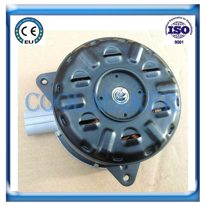 Moteur de ventilateur de refroidissement électrique pour Toyota Yaris Verso 16363-0J020 163630J020 MS168000-3540 MS1680003540