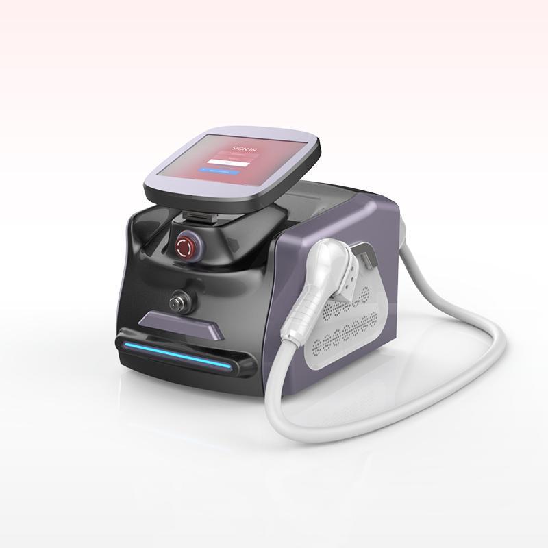 Германия лазерных стержней быстрой диода лазерной система Эпилятор постоянного 808nm depilacion волос лазера удалить машин портативным
