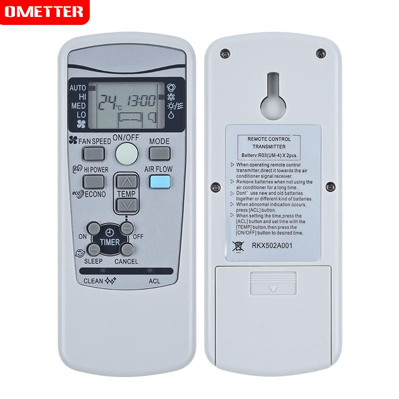 AC Acondicionador de ar acondicionado de controlo remoto para adecuado m itsubishi RKX502A001 RKX502A001C RKX502A001B R