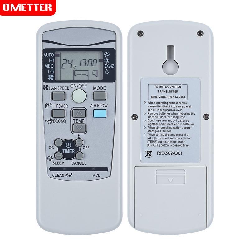 AC Acondicionador de aire acondicionado de control remoto adecuado para m itsubishi RKX502A001 RKX502A001C RKX502A001B R