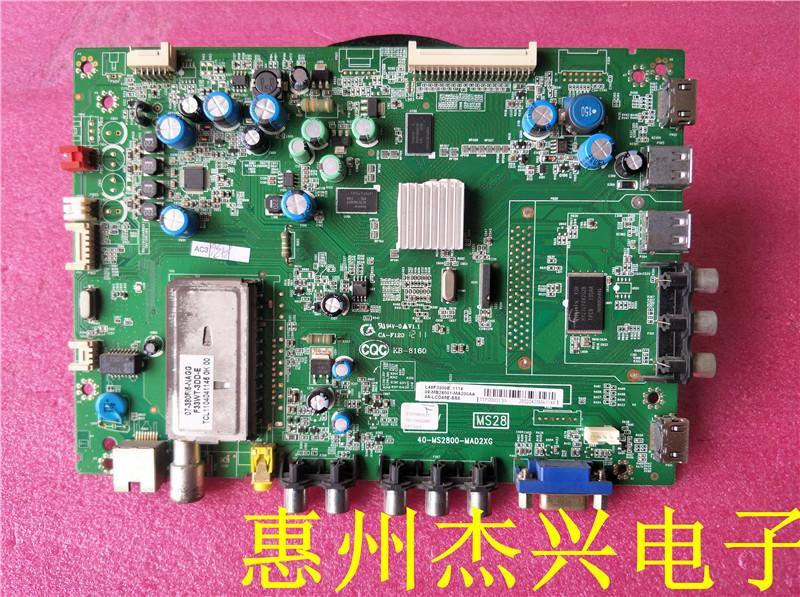 Para L46f3200e placa base 40-MS2800-mad2xg con pantalla Lta460hm06