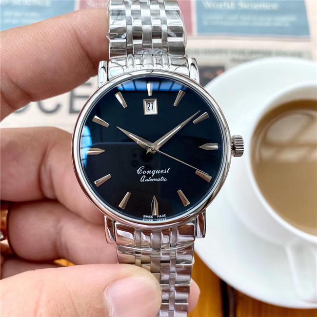 Мужская модель 2020 бутик 40mmX12mm и оборудована 8215 движения водонепроницаемых мужских часов часы