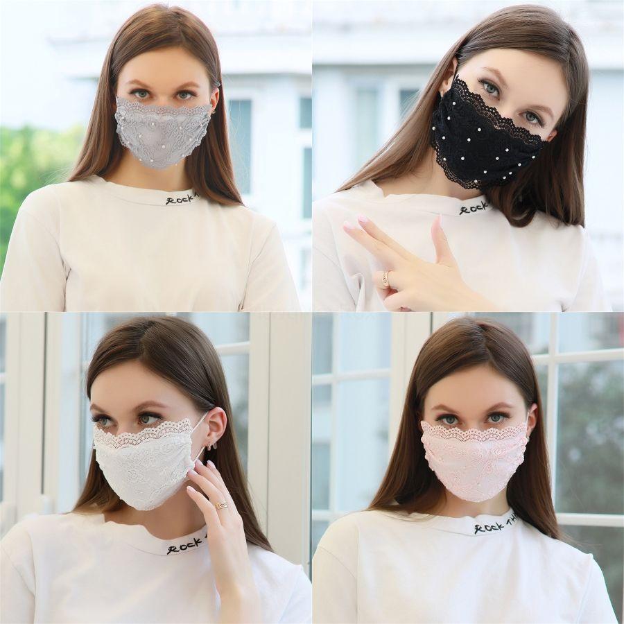 Femmes drôle Masque Cartoon Imprimer Dener Masque anti-poussière ultraviolet-Preuve Wasable Courir Vélo Masque de protection # 672 # 9-3021 823