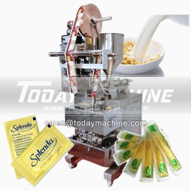 queijo mussarela / colar / líquido preço máquina de empacotamento