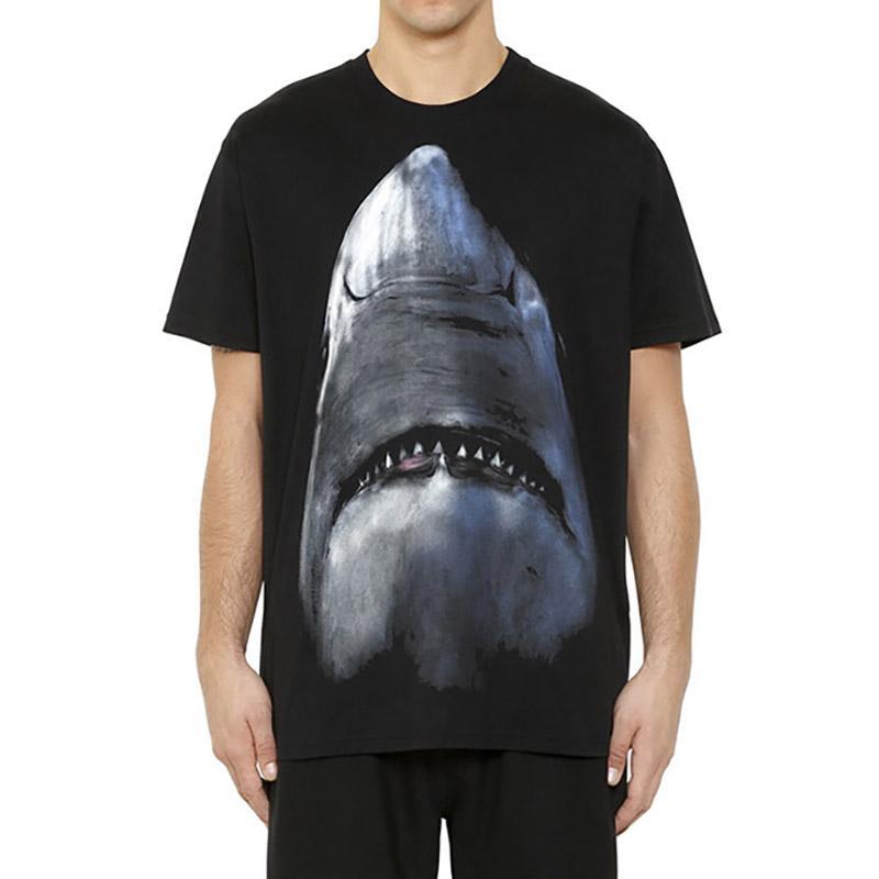 Mode-Männer-Tierdruck-T-Shirt Sommer-Frauen Kleidung Baumwolle Kurzarm-T-Shirt-Qualitäts-Paare T-Shirts