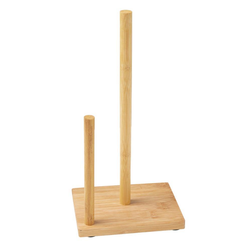 Table en bois Papier Accueil Porte-serviettes de bureau Organisateur Hanger Cuisine Salle de bain