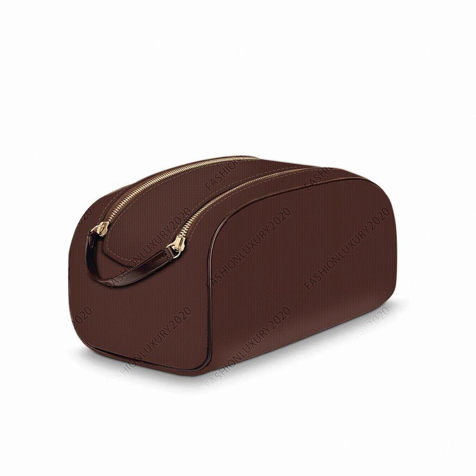 Mais novos homens de qualidade high-end homens viajar saco de toalete moda mulheres saco de lavagem grande capacidade de capacidade cosmética sacos maquiagem bolsa de saco de composição