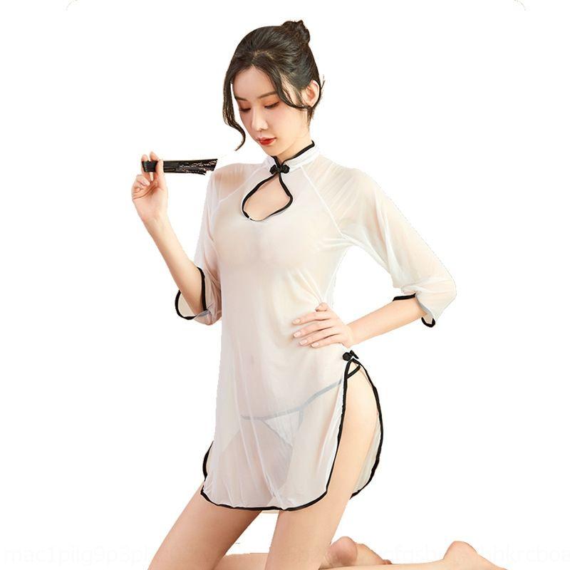 WwCr1 QaeHo astringent sexy tentation sous sexy femme tenue transparente République de Chine équipez étudiant nouveaux sous-vêtements pour le style des étudiants