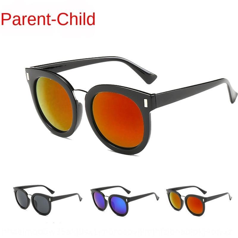 8l9Ig Yuehai Yuebei sol pai-filho à prova de UV óculos pai-filho óculos de mãe e filha à prova de UV