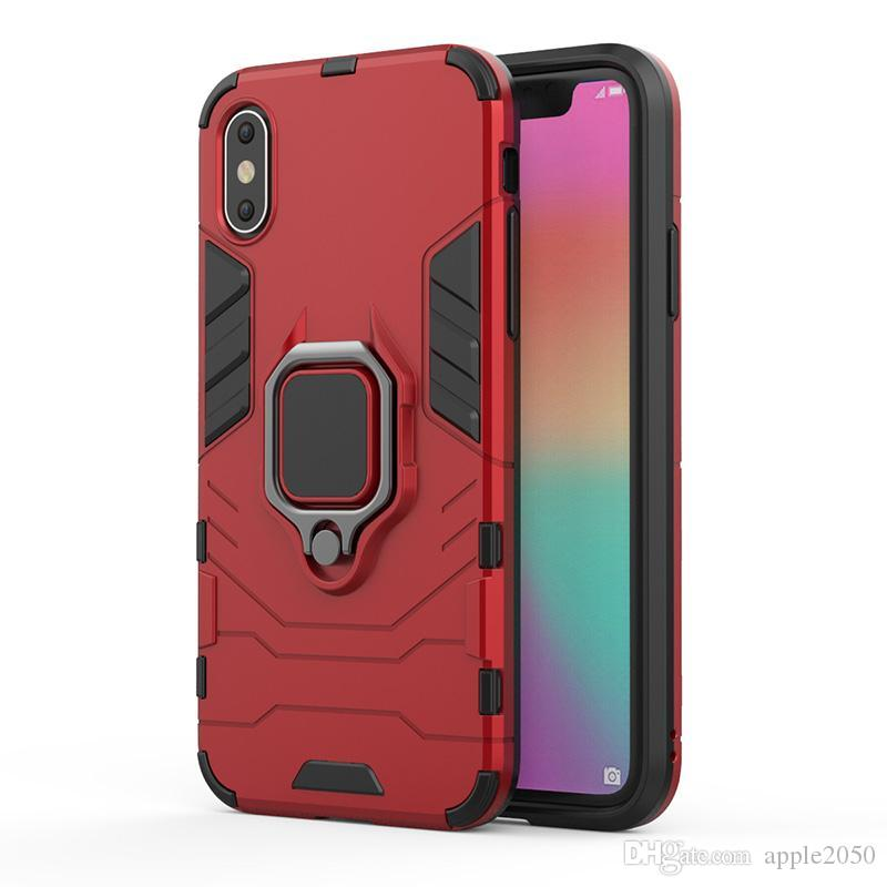 الحديد عصابة قوس الهاتف للحصول على حالة iPhone11 X 7 8 زائد فون حالة XS XR ماكس الهاتف الساخن