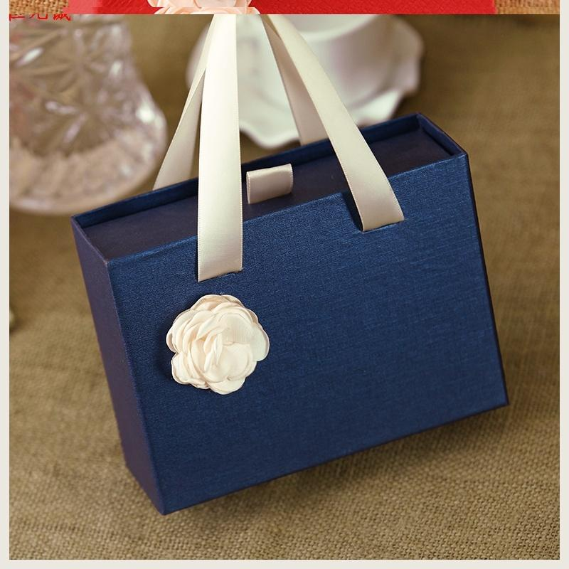 Kutu Kağıt Malzeme Kutu Paketleme 16.5x12x6cm Çekmece Tipi Kırmızı Bule pembe Hediye Kutusu Takı Bilezik