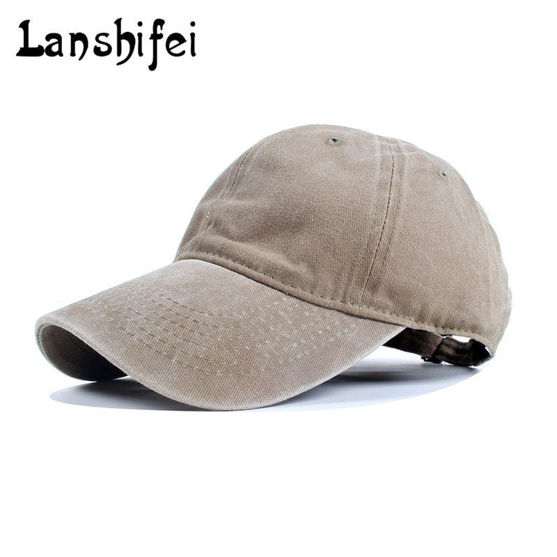 2020 Новая весна хлопок Бейсболка вскользь крышка gorras 8Colors хип-хоп SNAPBACK шляпы мыть шапки для мужчин женщин унисекс